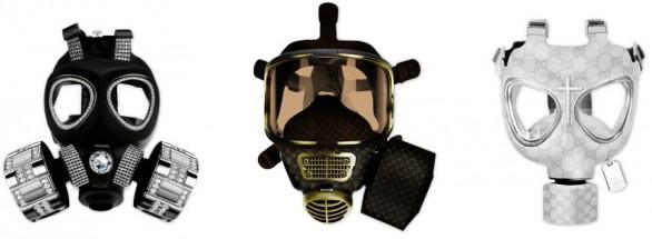 designer gasmasks1 586x215 Pimp your gas mask   Diddo Velema