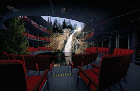 theatre 1 web 461x300 Museum of Nature   Ilkka Halso