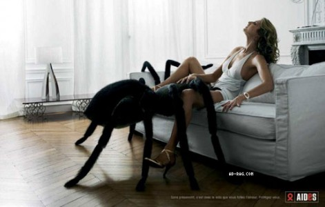 aides 471x300 French AIDS Campaign