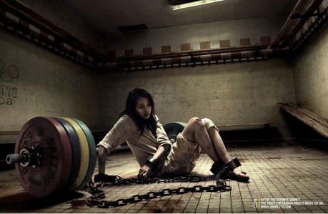 aiweight 459x300 Powerful Ads by Amnesty International
