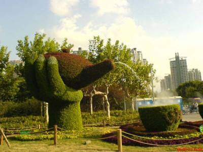 olympic042 400x300 Bejing Olympic Gardens