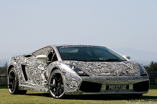 1981239410 552ac78190 Sharpie Lamborghini Gallardo