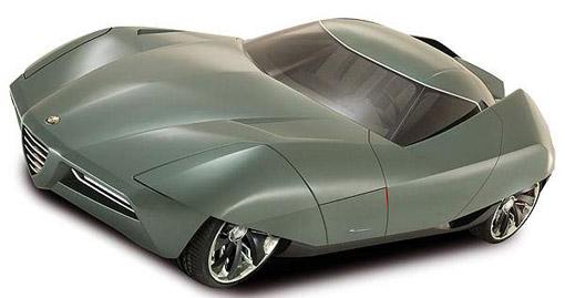 bertone bat 11 main02 Alfa Romeo Bertone B.A.T. 11 concept revealed
