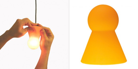 lamp 585x292 Set the mood of your place with Bulbcaps