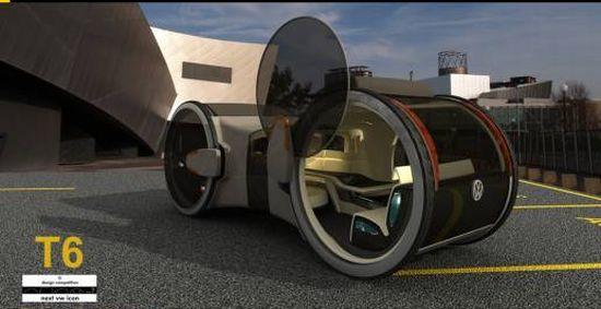 t6 1 T6 Volkswagen Concept Car
