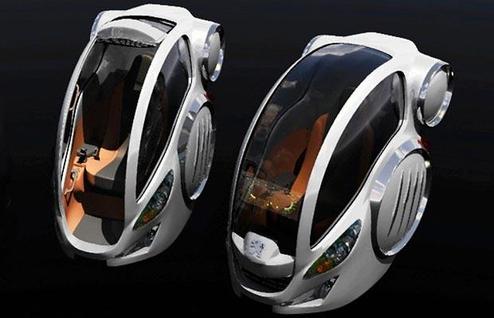 ego 873391i Peugeot Concept Cars of Tomorrow