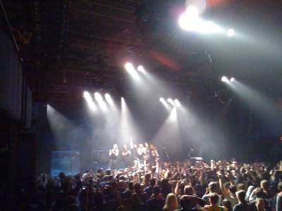 img 0329 400x300 Sonata Arctica at Nokia Theater, NYC