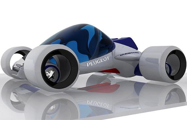 Peugeot Concept Cars Of Tomorrow Artistic Things