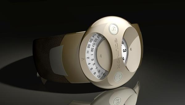 Equinox watch nuno teixeira artistic things Top 10 unique watches