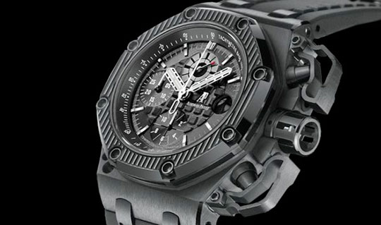 Audemars piguet royal oak offshore survivor artistic things for Royal oak offshore survivor