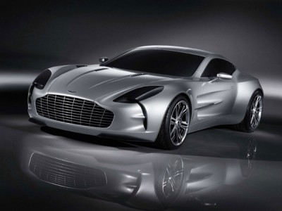 arton1 400x300 Aston Martin One   77, really rich peoples Ferrari