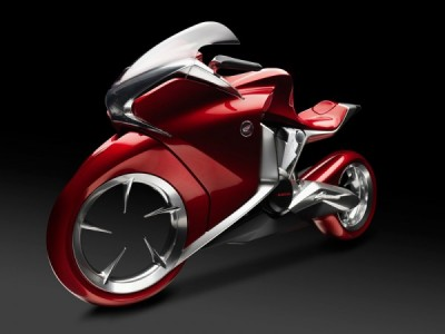 concept 1 600x450 400x300 Honda V4 Concept