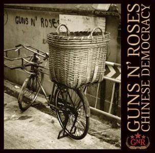gnr chinese1 303x300 Guns N Roses   Chinese Democracy