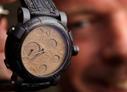 moon dust dna watch 412x300 Romain Jerome Moon Dust DNA Watch