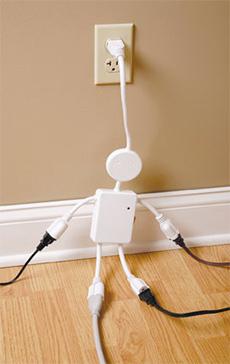 electroman surge protector Electroman