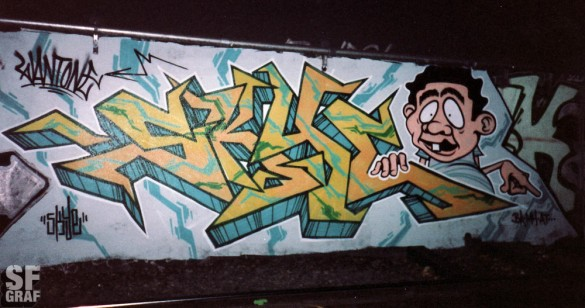 giant skye 585x308 San Francisco Grafiti