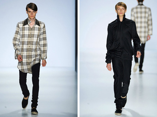 kilian kerner mens spring 2009 09 Kilian Kerner Spring 2009 Man: Comfort Food You Can Wear