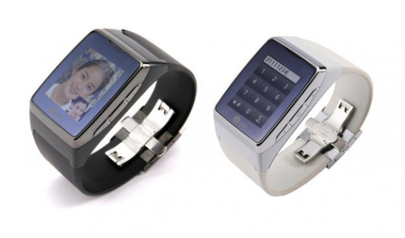 lg gd910 watch phone 585x344 LG GD910 WATCH PHONE with HSDPA Capability