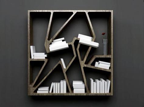 graffibook2 Graffititek Bookshelf   Charles Kalpakian