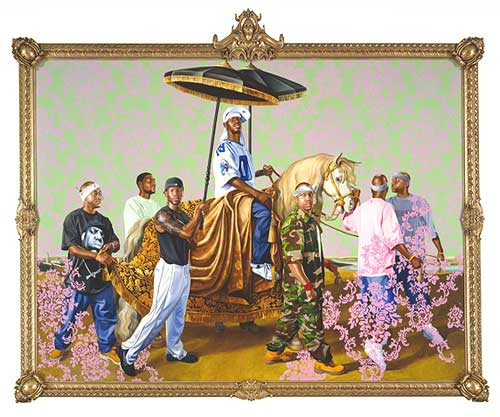 kehinde wiley 07 Kehinde Wiley