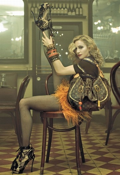 madonnaforlouisvuittonbystevenmeise Madonna Is Better Than a 29th Day