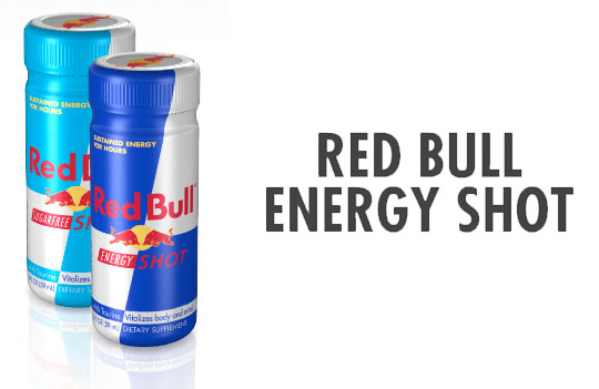 red bull energy shots Red Bull Energy Shots