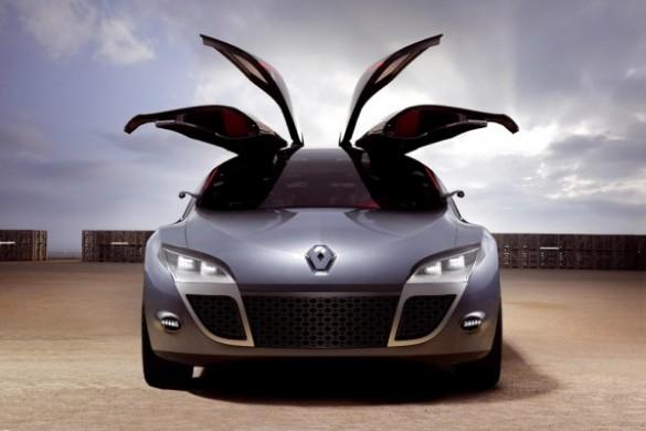 1023 2 l 600x400 585x390 Renault Megane Coupe Concept