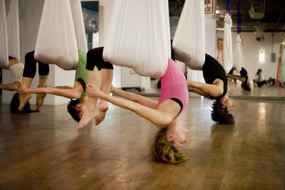 anti gravity bow 585x390 AntiGravity Yoga