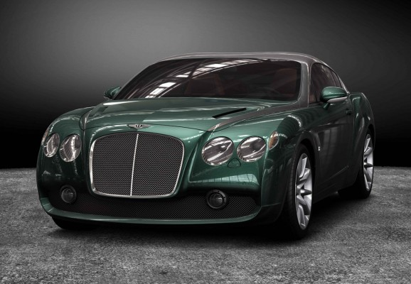 bentley continental gtz 3 578x400 Bentley Zagato GTZ