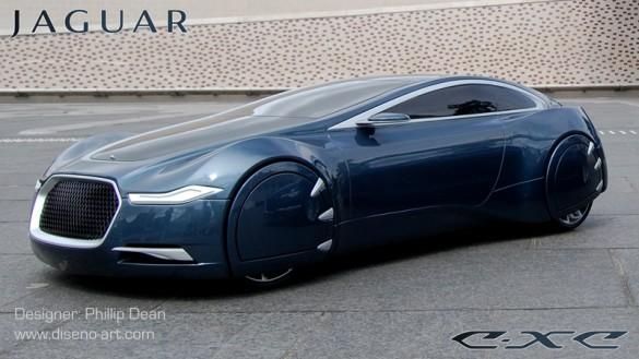 jaguar c xc angle large 585x329 Jaguar C XC Concept