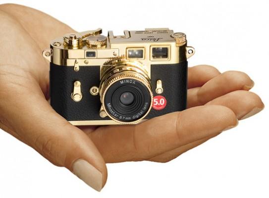 minox dcc leica m3 gold1 543x400 MINOX DCC Leica M3 Gold Edition