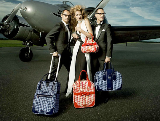 samsonite black label viktor rolf front Viktor & Rolf for Samsonite Black Label