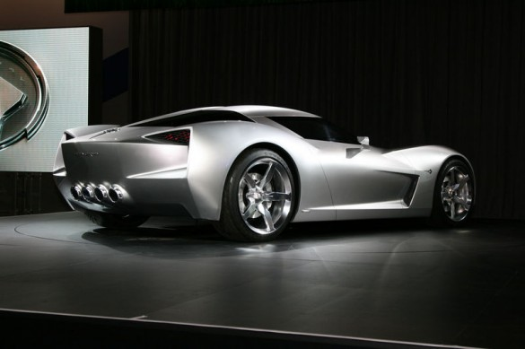 corvette stingray concept artistic things. Black Bedroom Furniture Sets. Home Design Ideas