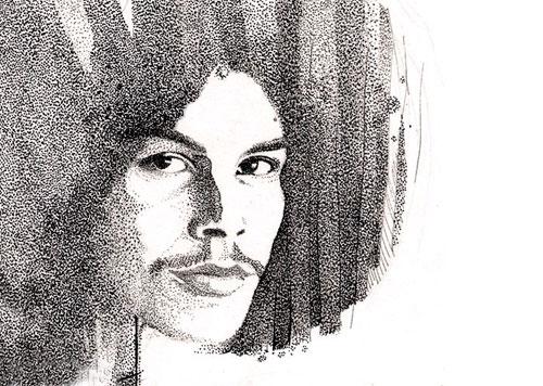 aaron baggio 07 Aaron Baggio PENnINK Art