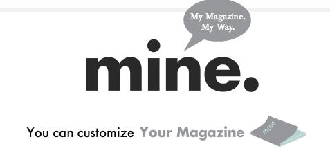 mine Mine Time Inc. personalized magazine experience