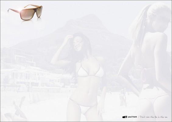 paulfrank1 565x400 Paul Frank: Don't Miss The Fun In The Sun Ads