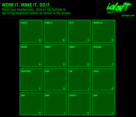 picture 222 465x400 The Daft Punk Console, A Website That Might Make You Cooler