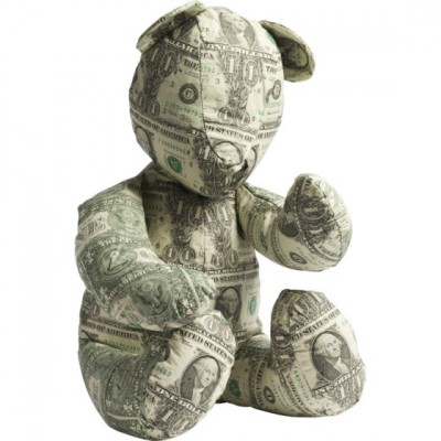 z 42201jpg 560x560 400x400 Dollar Bill Teddy Bear