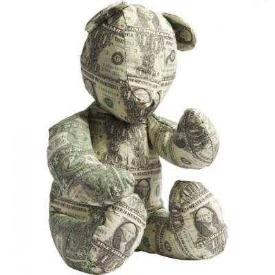 z 42201jpg 560x560 400x400 Dollar Bill Teddy Bear