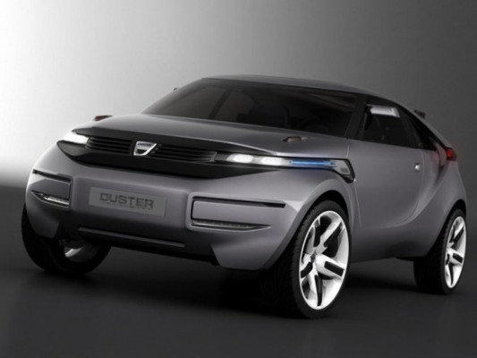 2009 dacia duster concept front angle 588x441 533x400 This baby has more curves than your love handles