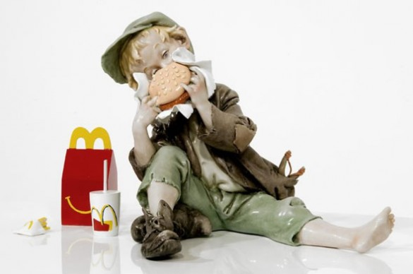 barnaby barford1 585x388 Porcelain Hooligans What your frilly figurines really wish they could do...