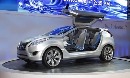 nuvis1 Hyundai Nuvis Concept Enjoyjoy Your Car Sir