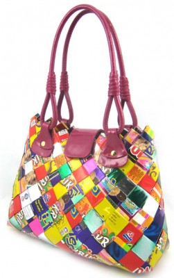 td 02 md 251x400 Recycled Handbags= Recycled Idea