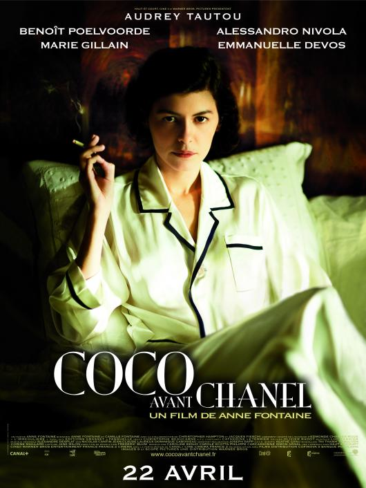 coco avant chanel smoking Mademoiselle Coco