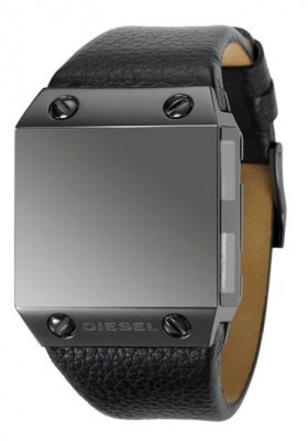 dz9044 1 280x400 Diesel makes $365 bracelet which also tells time
