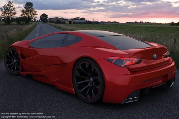 concepts 10 585x390 Futuristic BMW Concept