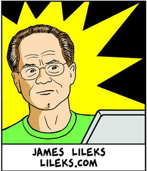 f james lileks A Blast from the Past