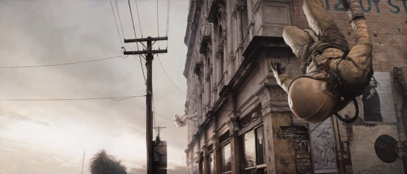 heat death 585x251 I think that Jeremy Geddes might actually beat Jesus in a painting throwdown (sorry, Jesus)