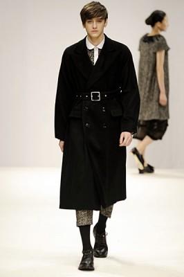 Mr. Fancy Pants  Jacket & Coat: John Rocha FW '09 | Artistic Things