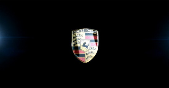 porsche2 550x288 An Experimental Collabo Gives Porsche an Elegant Ad